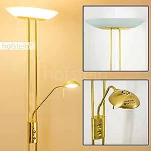 Hofstein Stehlampe Lucca Deckenfluter Dimmbar Led