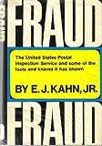 Fraud, E. J. Kahn, 0060122420