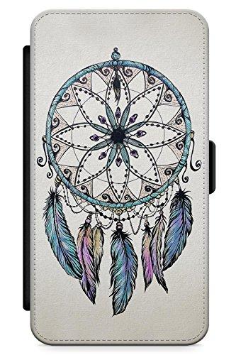Case Warehouse iPhone XR Pastel del Colector Ideal Funda de Teléfono de Goma Cover Atrapasueños Espiritual Amor Aros...