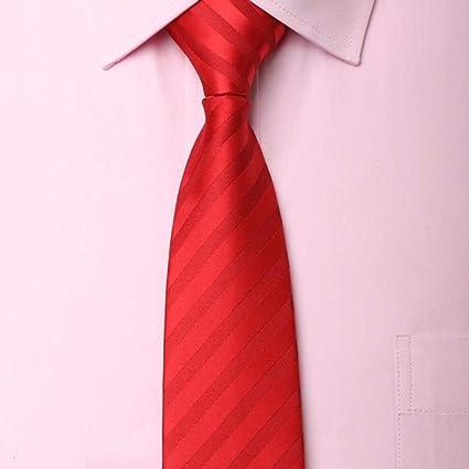 pyty123 Lazy Cremallera Corbata Roja Vestido Masculino Negocio ...