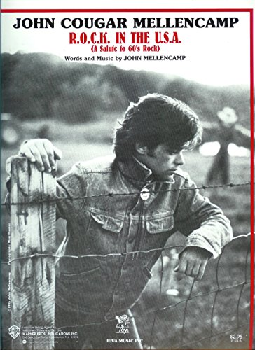 John Mellencamp Merchandise (R.O.C.K. in the U.S.A.)