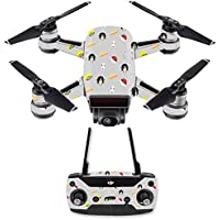 Skin for DJI Spark Mini Drone Combo - Anime Fan| MightySkins Protective, Durable, and Unique Vinyl Decal wrap cover | Easy To Apply, Remove, and Change Styles | Made in the USA