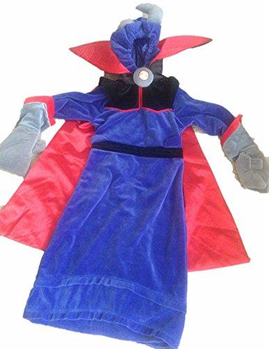 Story Toy Bullseye Costume (Disney Store Toy Story 2 Emperor Zurg Costume Size)