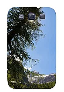 New Shockproof Protection Case Cover For Galaxy S3/ Pines In The Mountains Case Cover
