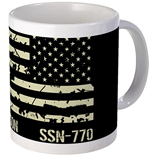 Tucson Coffee Mug - CafePress - USS Tucson - Unique Coffee Mug, Coffee Cup