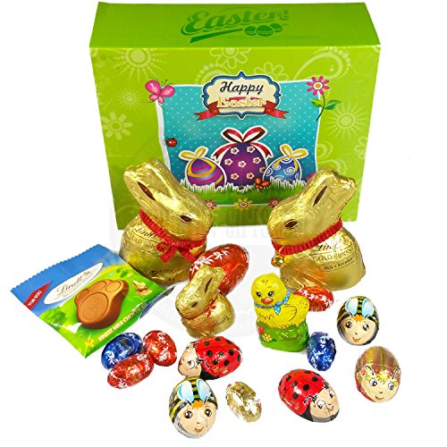 Lindt Easter Treat Box By Moreton Gifts