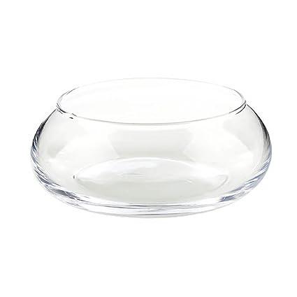 Amazon Glassco Cute Mini Round Glass Vase Terrarium Hydroponic