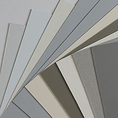 Carl's Sample Pack - Projector Screen Materials (ALR, BC, FG, FW, PG, PW, GRPF, WRPF, SS and BFT) LIMIT 1 per Customer