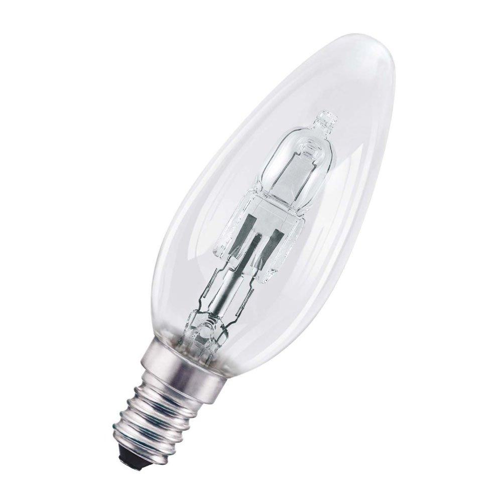 Osram Halogen Eco E14 Halogen Bulb, 20 W 20W 4008321927446