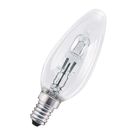 OSRAM - Ampoule HALOGENE ECO flamme claire 30W E14