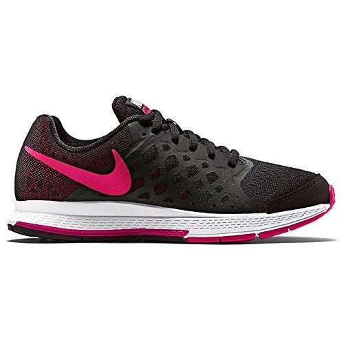 Nike Zoom Pegasus 31 - Zapatillas Niñas Negro con rosa