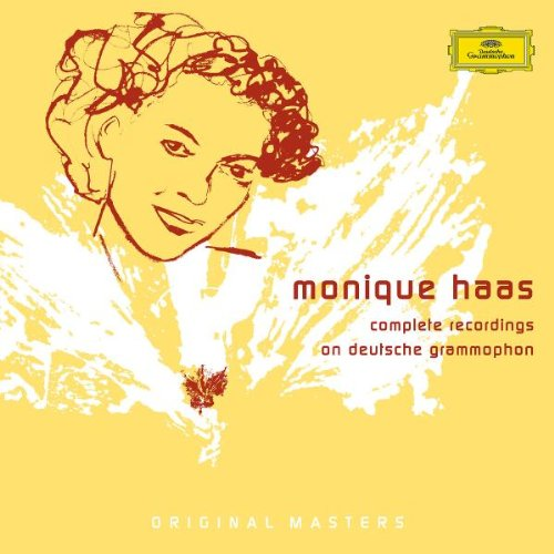 MONIQUE HAAS Complete Recordings on Deutsche Grammophon by Deutsche Grammophon