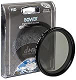 Bower FN67 Variable Neutral Density Filter 67 mm (Black)