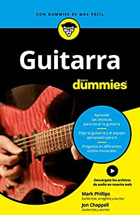 Guitarra para Dummies eBook: Phillips, Mark, Jon Chappell, S. A. ...