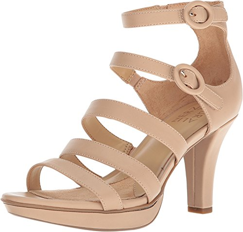 Naturalizer Women's Dessie Taupe Smooth Synthetic 8.5 M US M (B) from Naturalizer