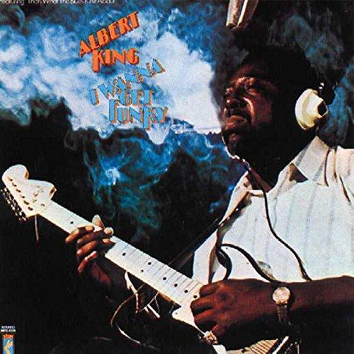 CD : Albert King - I Wanna Get Funky (CD)