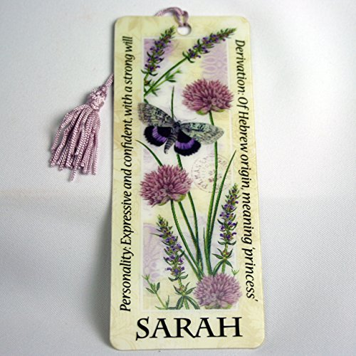 history-heraldry-sarah-sara-bookmark-reading-personalized-placemarker-001890405-hh