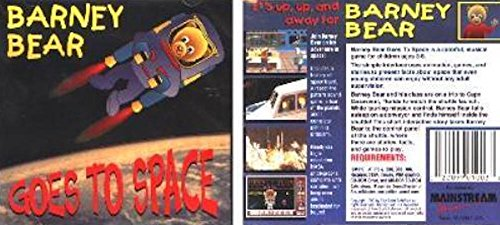 Mainstream BARNEY BEAR GOES TO SPACE (1992)