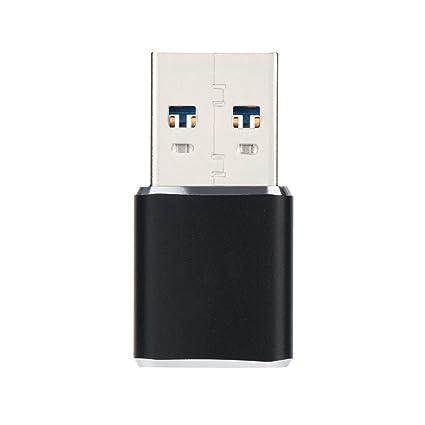 MagiDeal 5GBPS USB 3.0 Mini Lector de Tarjetas Micro SD/SDXC TF Tarjeta Alta Velocidad - Negro