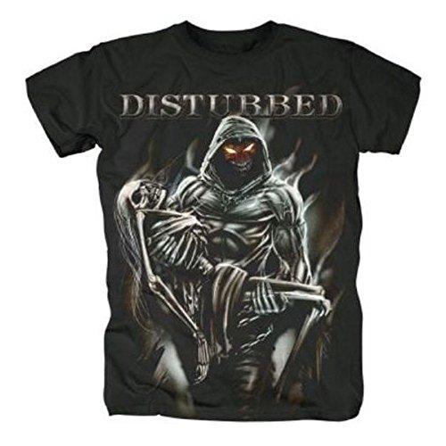 Cyberteez Disturbed Lost Souls T-Shirt (M)