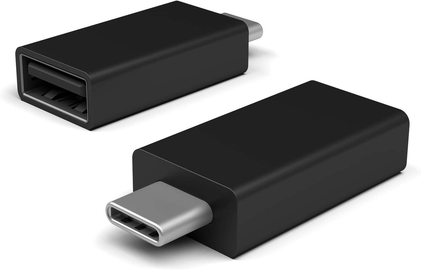 Microsoft Surface Usb C Auf Usb A Adapter Computer Zubehör