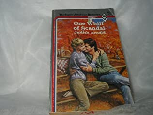 book cover of One Whiff of Scandal