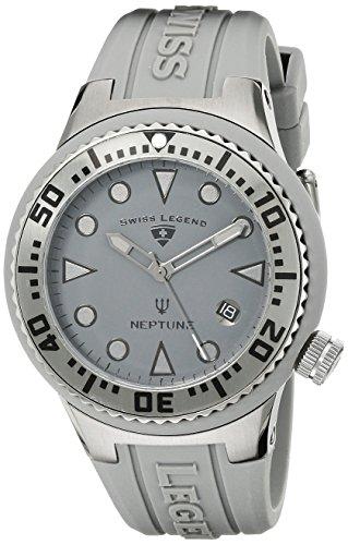 Swiss Legend Women's 11044D-PHT-014 Neptune Grey Dial Gre...