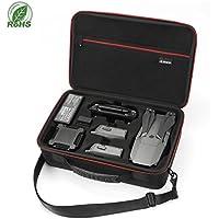 DJI Mavic Case by RLSOCO - Hard Shell Carrying Case for DJI Mavic Pro&Platinum Drone, Low Odor with EVA Interior