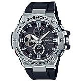 Casio Men's GST-B100-1ACR G-Shock Analog Display Quartz Black Watch