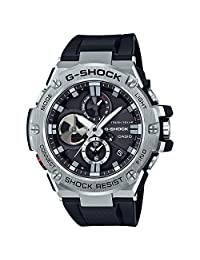 Casio Men's GST-B100-1ACR G-Shock Analog Display Quartz Black Watch