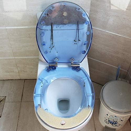 便座 U/V/O形状の便座、スローダウン尿素 - ホルムアルデヒド樹脂ウルトラ便座家庭の浴室の使用装飾が施されたトイレのふた