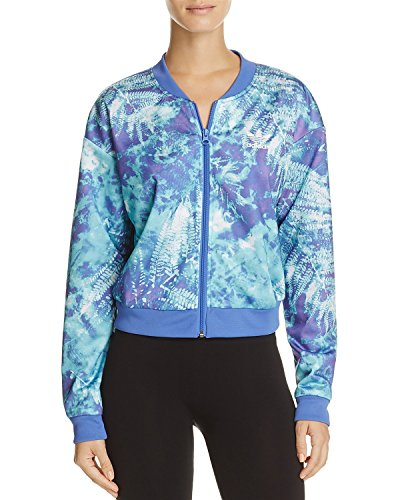 WOMEN'S ADIDAS ORIGINALS OCEAN ELEMENTS TRACK JACKET CF9964 (Adidas Tricot Logo Jacket)