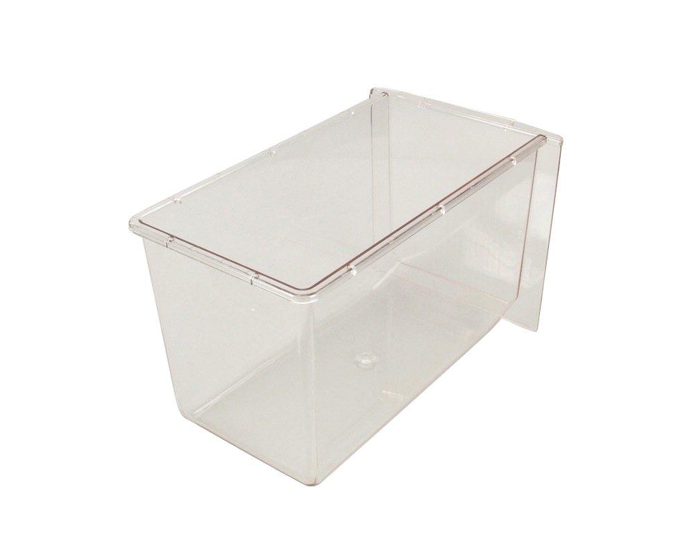Uline 31501 Clear Ice Bucket C75/C29