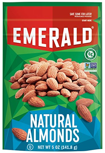 Emerald Natural Almonds 5 Ounce