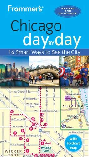Frommer's Chicago day by day (Day by Day Guides)
