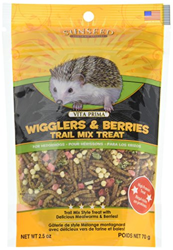 Check expert advices for hedgehog treats and toys?