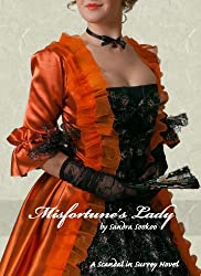 Misfortune's Lady (Scandal in Surrey Book 3)