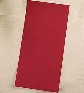 Parches autoadhesivos, para reparación de chaquetas, abrigos y paraguas 20 x 10CM rojo oscuro
