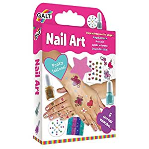 Galt - Arte de uñas, kit de diseño