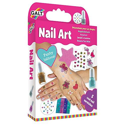 Galt toys nail art kit amazon toys games prinsesfo Gallery