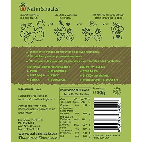 Fruta Deshidratada Natural Surtido Primer Amor (12x30gr): Amazon.es: Alimentación y bebidas