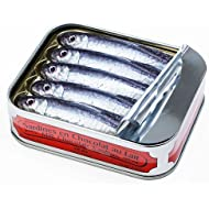 French Milk Chocolate Sardines in Tin (2.65 ounce)