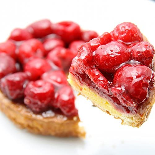 フランス直輸入 pasquier パスキエ ラズベリータルト (Raspberry Tartelettes 110g×5個)