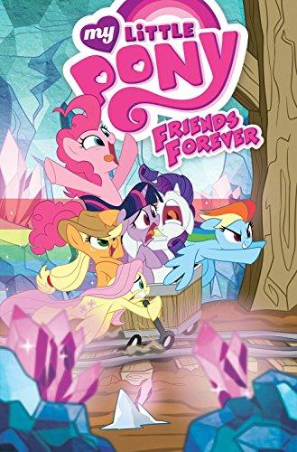 - My Little Pony: Friends Forever Volume 8 (MLP Friends Forever)