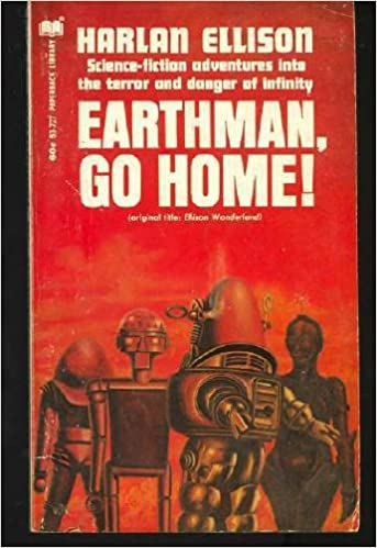 Image result for harlan ellison amazon