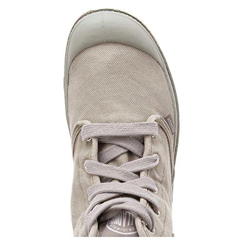 Concrete M Silver Hi Pampa Boots Ankle Women's Birch Palladium xUHYqwY