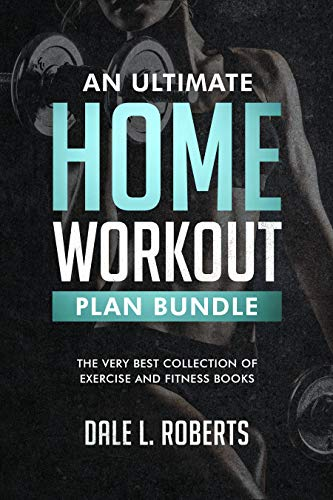 5cb294a348c An Ultimate Home Workout Plan Bundle  The Very Best Collection of Exercise  and Fitness Books