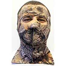 Exo-Pro Face and Neck Ski Mask Neoprene Lined with Nylon Motorcycle Various Colors