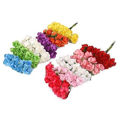 Gleader Mini fiori carta 3