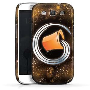 Carcasa Design Funda para Samsung Galaxy S3 i9300 / LTE i9305 PremiumCase white - The Water Carrier - Wassermann